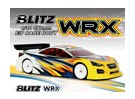 BLITZ WRX Race Light Body (de 190mm) (de 0.7mm) EFRA 4028