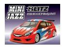 BLITZ Mini Jazz 1/10 EP Shell corporel (225mm) (de 0.8mm)