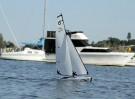 Explorateur RG65 yacht de course P & P sans émetteur et récepteur