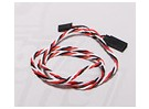 Twisted 60CM Servo Extention Lead (Futaba) 22AWG (5pcs / set)