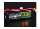 Turnigy nano-tech 1600mAh 2S 25 ~ 50C Lipo Paquet