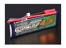 Turnigy nano-tech 4000mah 2S 25 ~ 50C Lipo Paquet
