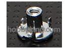 Taille aveugle Nut M2 (10pcs)