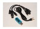 USB Câble simulateur RealFlight G4.5