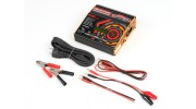 Turnigy Reaktor 300W 20A AC/DC Synchronous Balance Charger now with NiZN and LiHV (EU Plug) - components