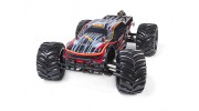 JLBRacing Cheetah 1/10 4WD Brushless Off-road Truggy (RTR) - front steering