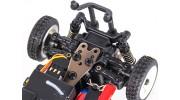 WL Toys K989 1:28 Scale Rally Car (RTR) rear axle