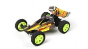 Velocis Viper 1/32 2WD Buggy (RTR) (Red) - side view