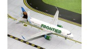 Gemini Jets Frontier Airlines Airbus A320-200 N227FR 1:200 Diecast Model G2FFT514