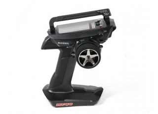 Sanwa MT-44 4Ch. 2.4GHz Radio System With RX-482 Receiver- Side