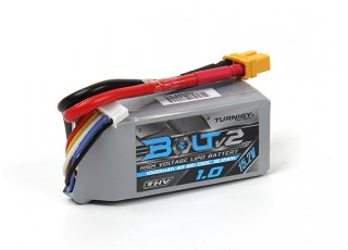 Turnigy Bolt V2 1000mAh 4S 65~130C High Voltage Lipo Pack