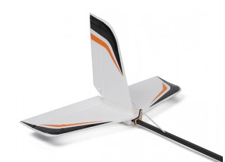 "U-Glider Electric Sailplane EPO 1500mm (59"") PNF tail feathers"