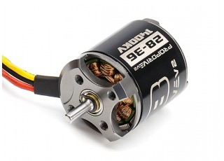PROPDRIVE v2 2836 1400KV Brushless Outrunner Motor mounting holes