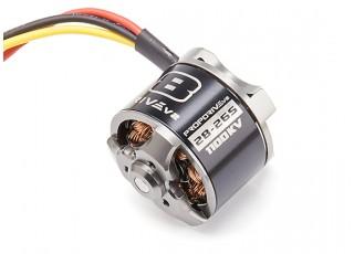 PROPDRIVE v2 2826 1100KV Brushless Outrunner Motor (Short Shaft Version)