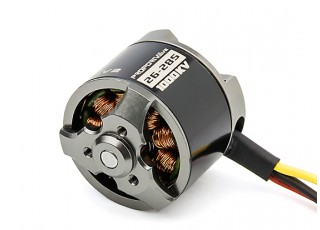 PROPDRIVE v2 2628 1000KV Brushless Outrunner Motor (Short Shaft Version)