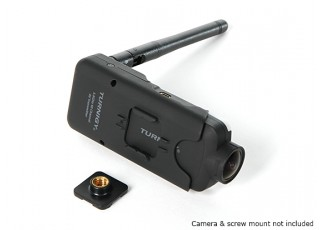 Turnigy Eclipse Action Camera FPV Docking Station with 600mW 5.8GHz 40CH Video Transmitter - adapter