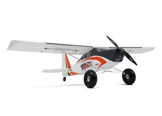 Durafly Color Tundra 1300mm Anniversary Edition (Orange/Grey) (PnF) - Front