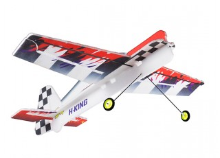 H-King Yak54 - Glue-N-Go - EPP 800mm (Kit) - bottom view