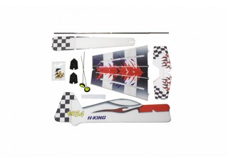 H-King Yak54 - Glue-N-Go - EPP 800mm (Kit) - kit