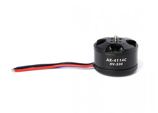 Brushless-motor-AX-4114C-330KV-CW-distant