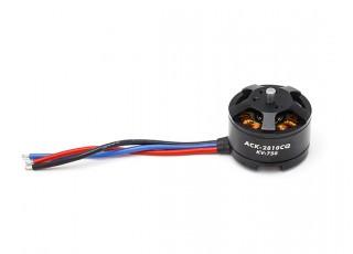 ACK-2810CQ-750KV Brushless Outrunner Motor (CW) - full view