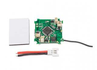 Inducore F3 FC w/ FlySky receiver w/ power cable