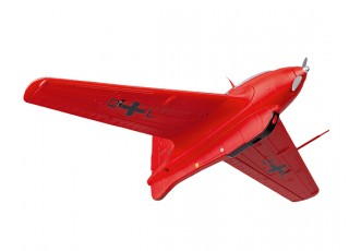 Durafly™ Me-163 Komet 950mm High Performance Rocket Fighter (PNF) (Red Edition) - bottom