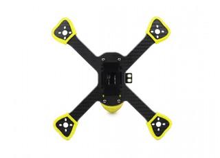 GEP-BX5 FlyShark Racing Drone Frame 215mm - bottom view