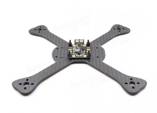 GEP-BX5 FlyShark Racing Drone Frame 215mm - frame without cover