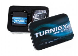 Turnigy TGY-R30 HV High Torque Metal Gear Digital Servo 30kg / 0.16sec / 70g packaging