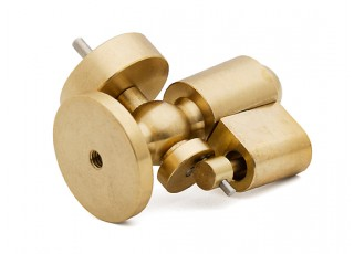 Microcosm M22 Mini Single Cylinder Steam Engine (Live Steam) side