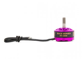 DYS Fire FPV Race Edition 2600KV Brushless Outrunner Motor (CWW) with connecting wires