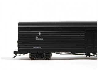 B15E Refrigerated Freight Car (HO Scale - 4 Pack) Set 2 7