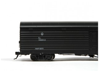 B15E Refrigerated Freight Car (HO Scale - 4 Pack) Set 2 6