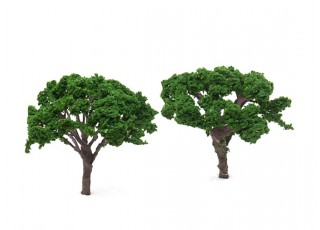 HobbyKing™ 100mm Scenic Wire Model Trees N175-100 (2 pcs)