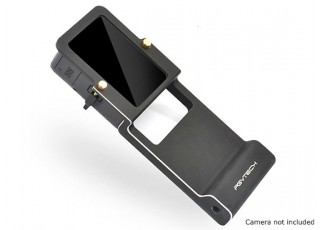 PGY GoPro Adapter Mount Holder Back View