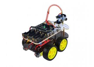 Kingduino-4wd-ultrasonic-robot-back