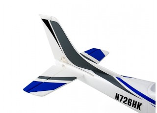 "H-King Cessna Skylane 965mm (38"") EPO PNF - tail"