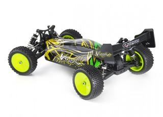 Quanum Vandal 1/10 4WD Electric Racing Buggy (KIT) - left rear view