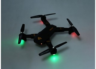 Visuo Drone w/Auto Hover (1280*720 WiFi Camera) - lights