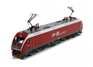 HXD1D Electric Locomotive HO Scale (DCC Equipped) No.4 1