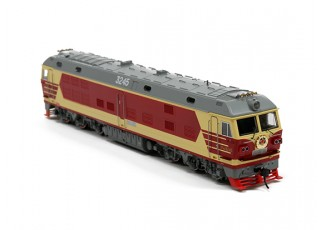 DF4DK Diesel Locomotive HO Scale (DCC Equipped) No.3 3