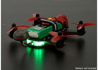 ImmersionRC Vortex 150 Mini Racing Quadcopter (ARF) - Back lights