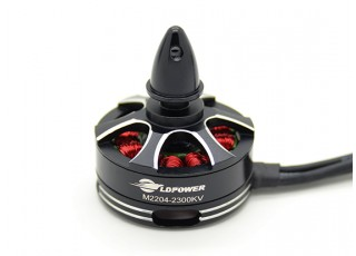 SCRATCH/DENT - LDPOWER M2204-2300KV Brushless Multicopter Motor (CCW)