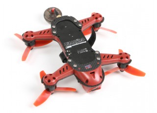 ImmersionRC Vortex 150 Mini Racing Quadcopter (ARF) - bottom
