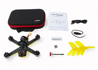 EMAX Nighthawk Pro 200 (PNP) w/o Radio, Battery - kit