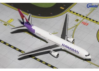 Gemini Jets Hawaiian Airlines Boeing 767-300ER N583HA 1:400 Diecast Model GJHAL1562