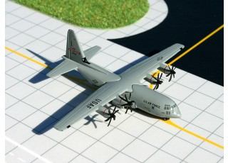 "Gemini Jets United States Air Force (USAF) ""Flying Jennies"" - Keesler AFB Lockheed C-130J 48152 1:400 Diecast Model GMUSA011"