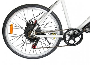 Electric Road Bike Rear Wheel