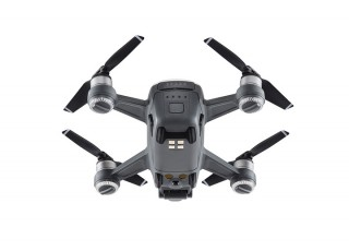 DJI Spark Bottom View